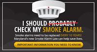 Updates to Maryland's Smoke Alarm Law