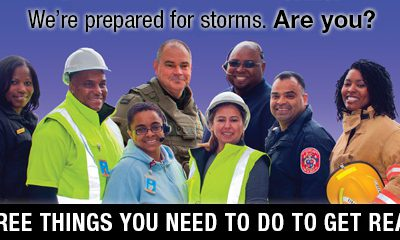 It's Hurricane And Summer Storm Season! Are You Ready?